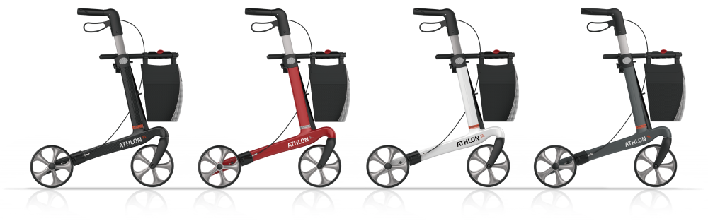 Carbon Rollator NEU+SUPERLEICHT