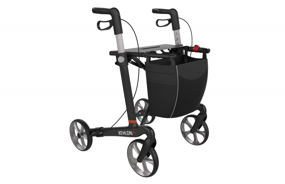 Rollator Superleicht